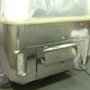 Chrome VW Camper
