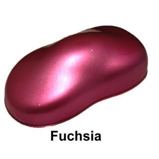 Fuchsia Candy Paint