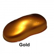 Gold Candy Paint