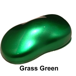 Grass Green Candy Paint