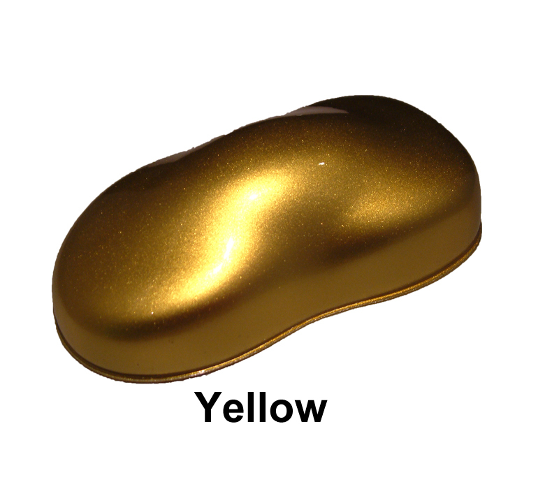 Any idea where i could get gold paint a 39 la goldtop les for Metallic yellow paint
