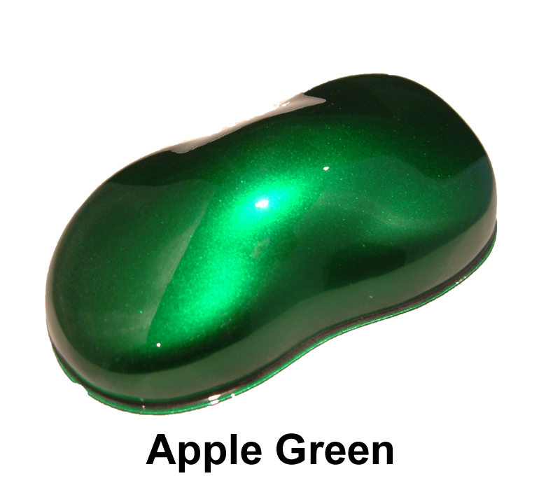 Apple Green Candy