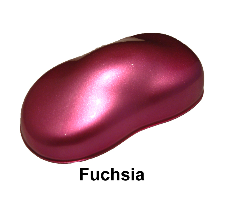 Fuchsia Candy Paint